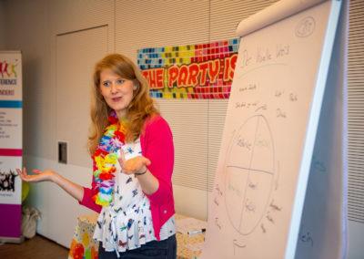 Franziska Hein Positive Parties® Trainerin der Visuelle Kreis