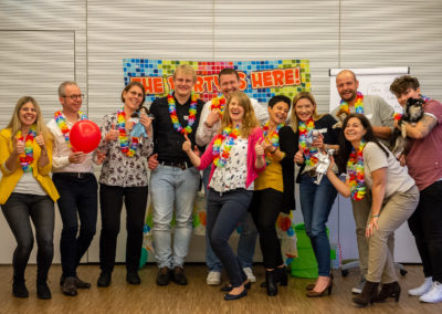 Positive Parties® Teamgeist und Motivation