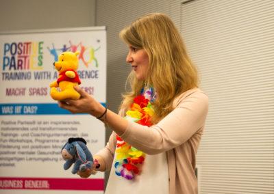 Positive Parties® Trainerin Franziska Hein Positive Gedanken
