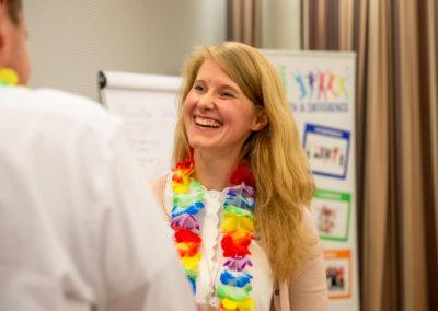 Positive Parties® Trainerin Franziska Hein